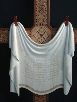 The Apostles Creed Shroud
